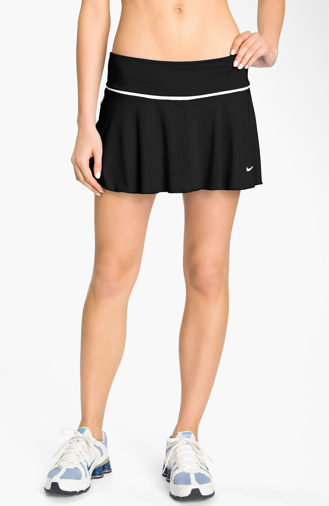 Alternate Image 1 Selected - Nike 'Flounce' Tennis Skirt