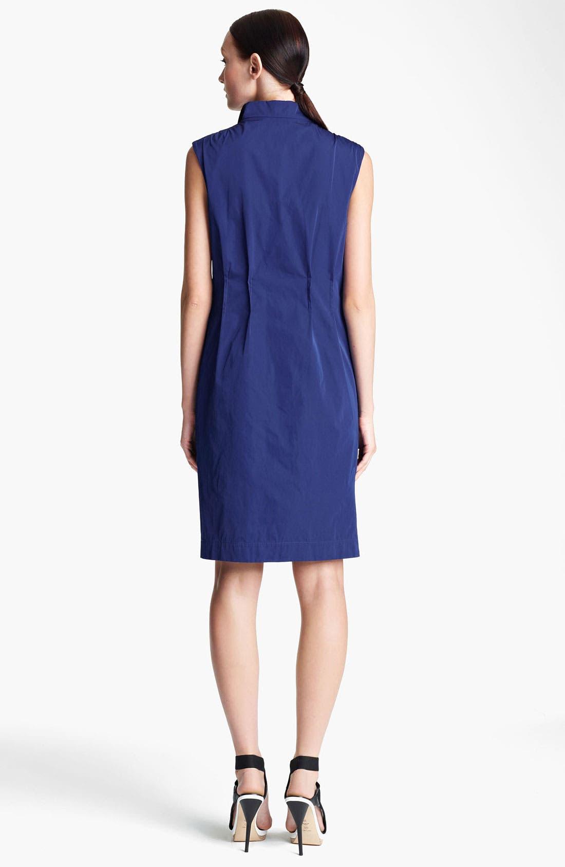Alternate Image 2  - Lida Baday Zip Front Radzimir Dress