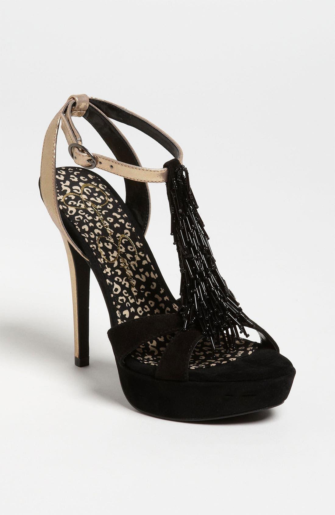 Alternate Image 1 Selected - Jessica Simpson 'Bennies' Sandal