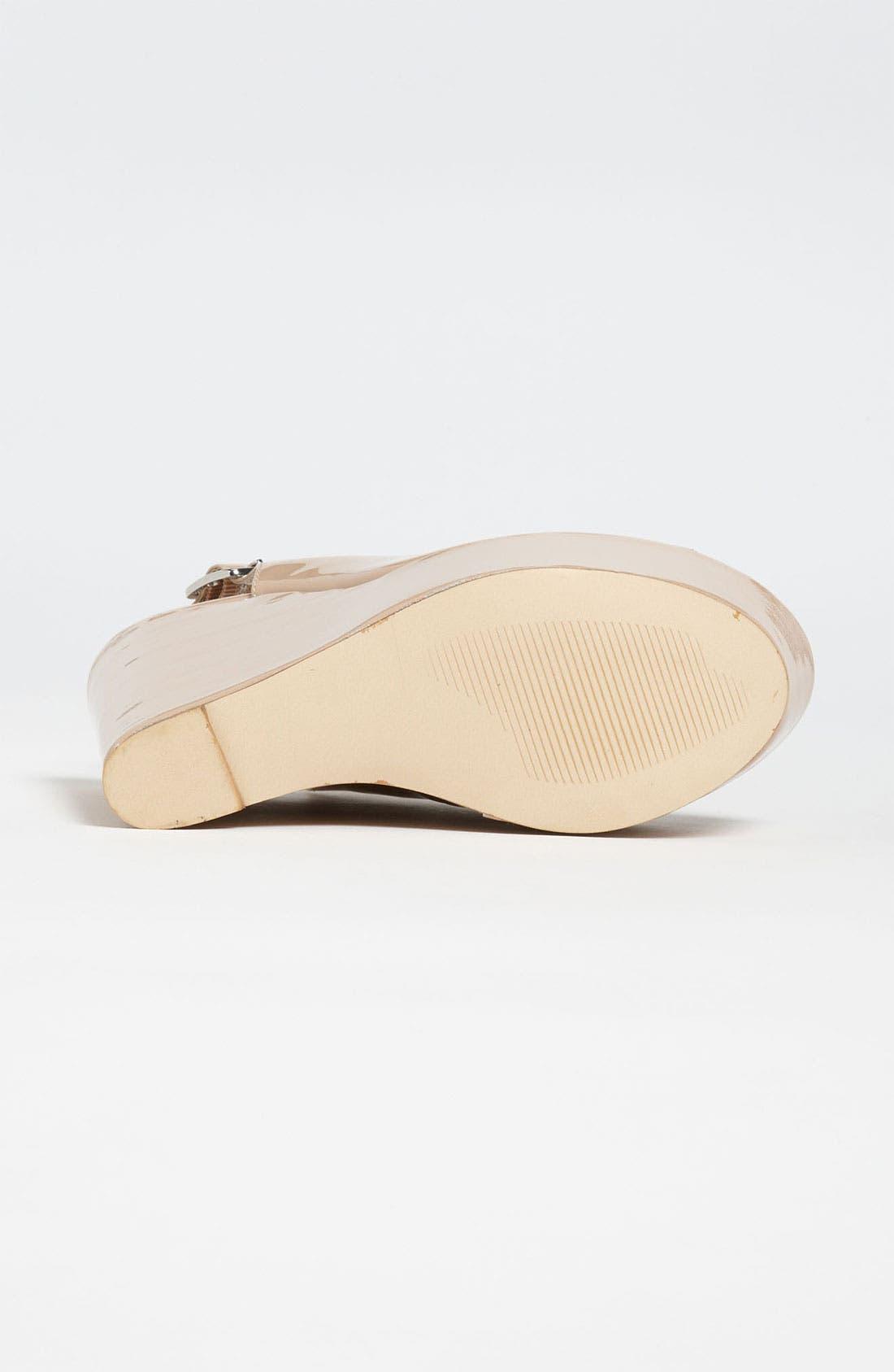 Alternate Image 4  - Steve Madden 'Comotion' Wedge Sandal