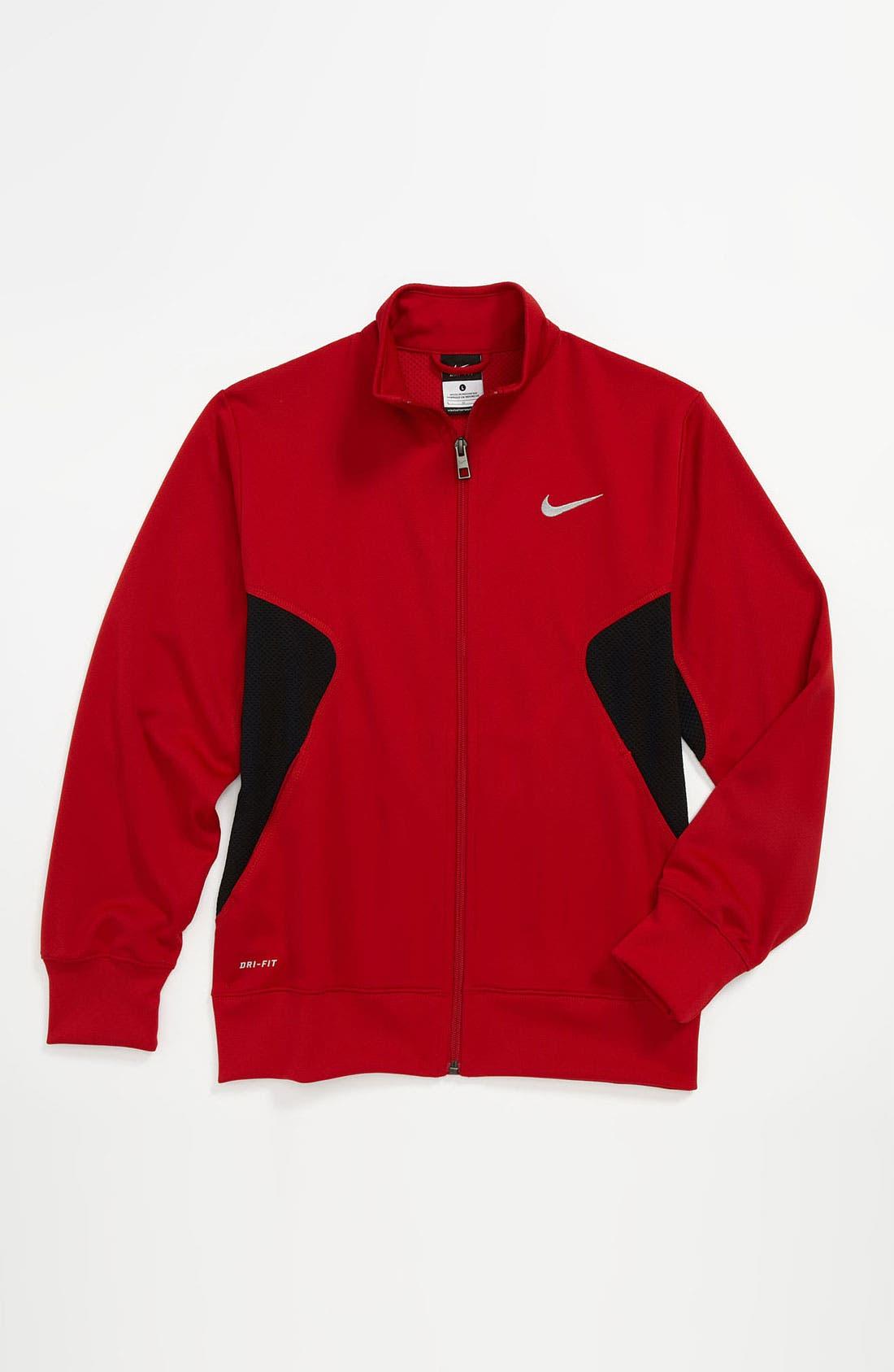 Main Image - Nike Dri-FIT Jacket (Big Boys)