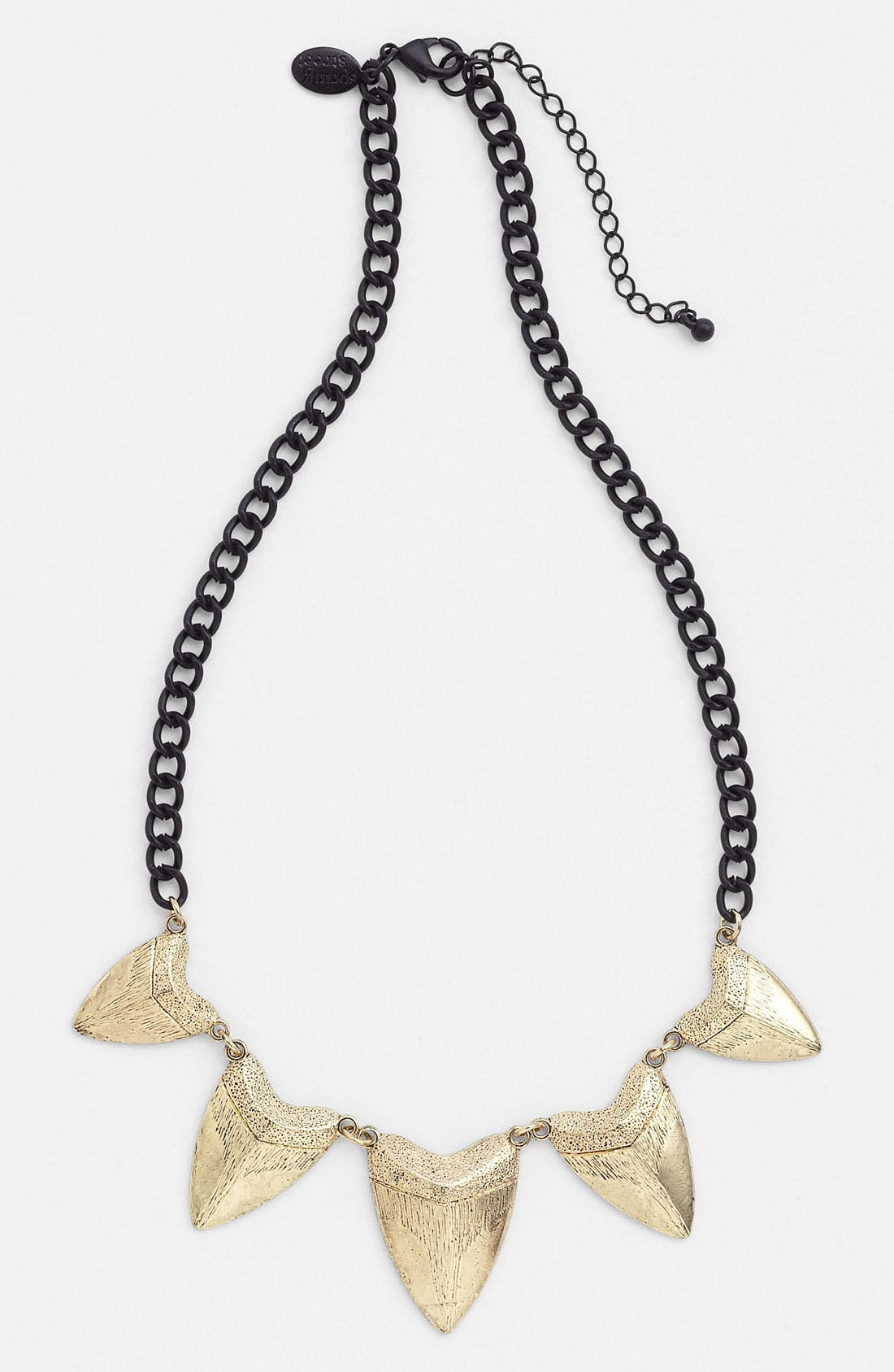 Main Image - Spring Street Arrow Statement Necklace (Nordstrom Exclusive)