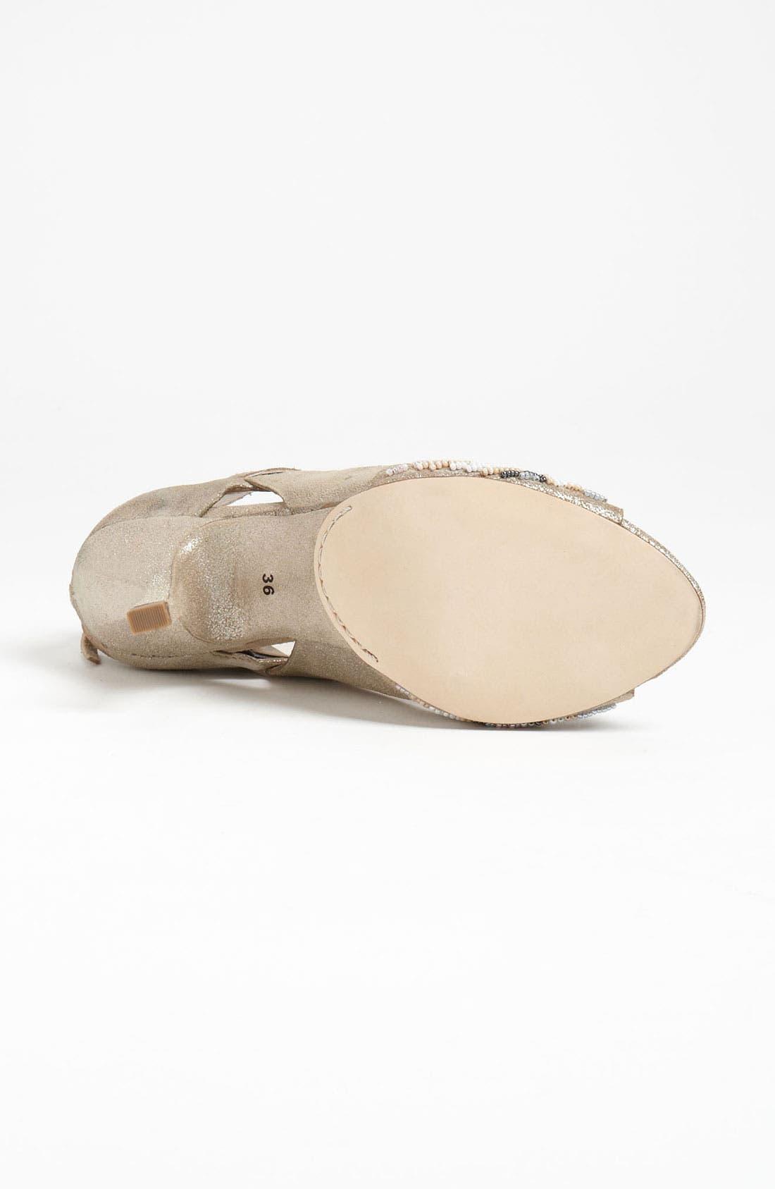 Alternate Image 4  - House of Harlow 1960 'Madge' Sandal