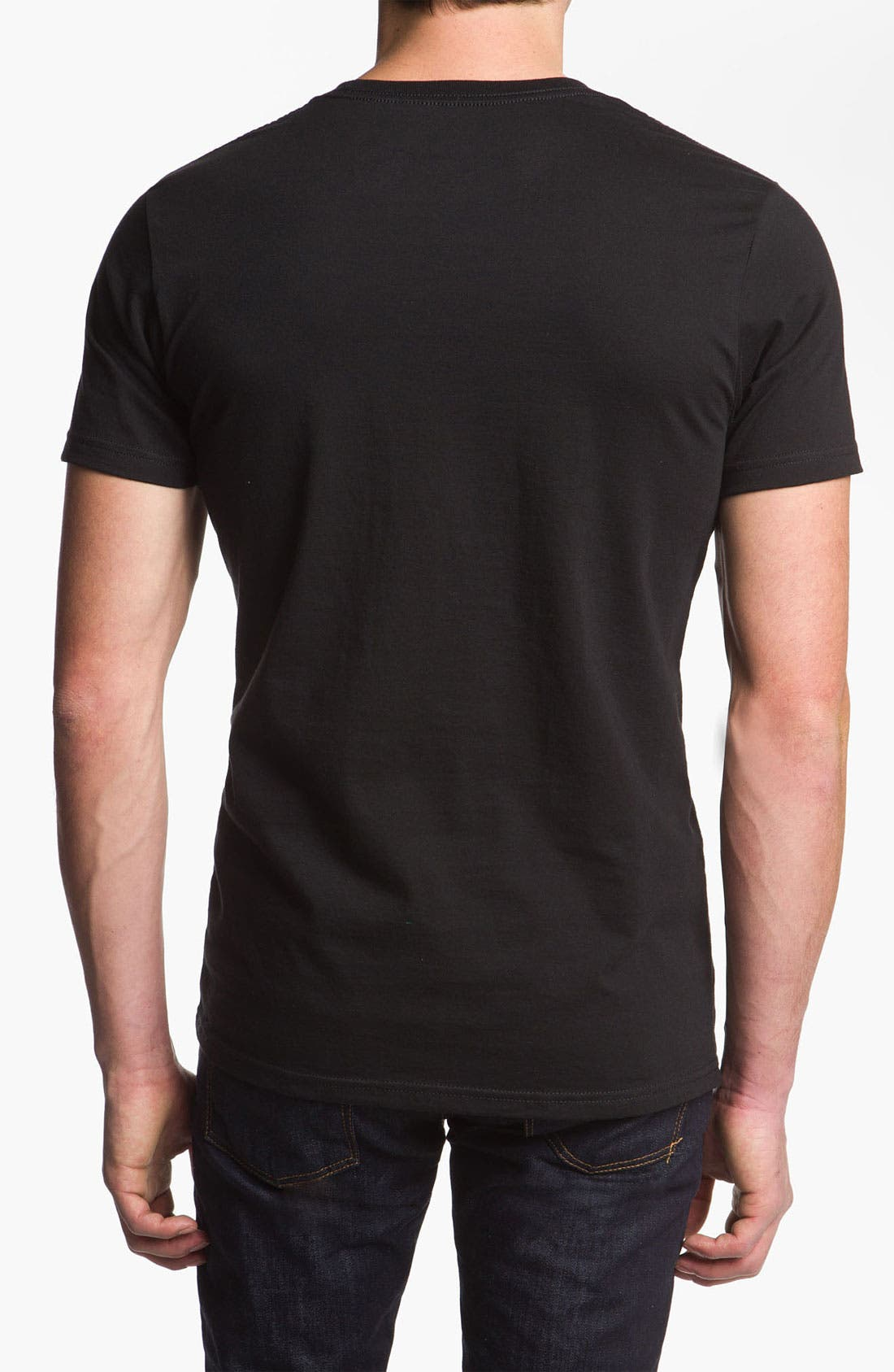Alternate Image 2  - RVCA 'New Industry' Graphic T-Shirt