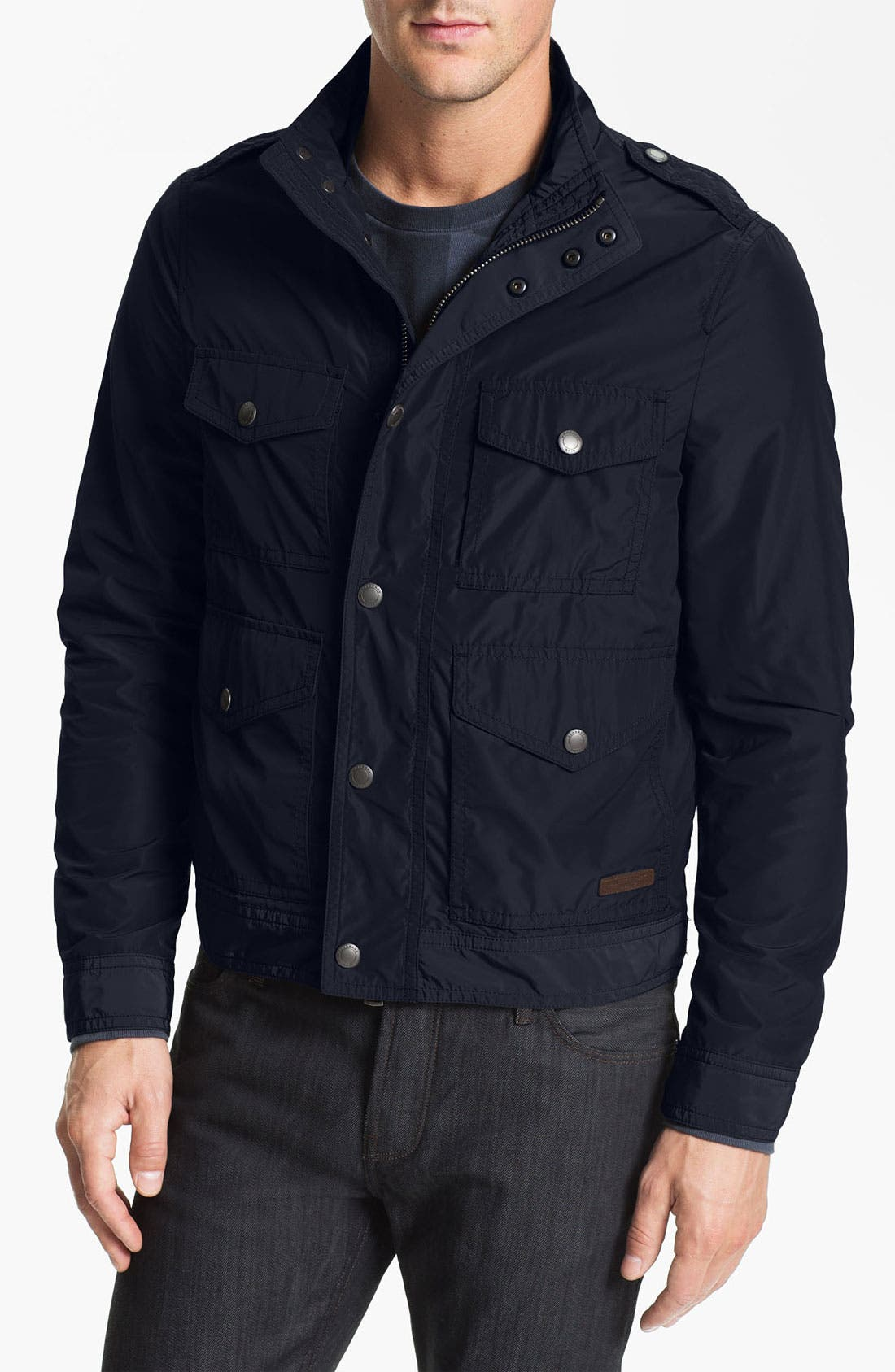 Alternate Image 1 Selected - Burberry Brit 'Linford' Field Jacket