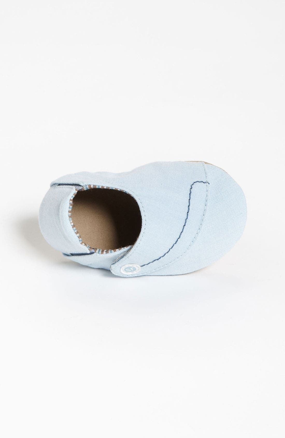 Alternate Image 3  - Stride Rite 'Blue Dream' Crib Shoe (Baby)