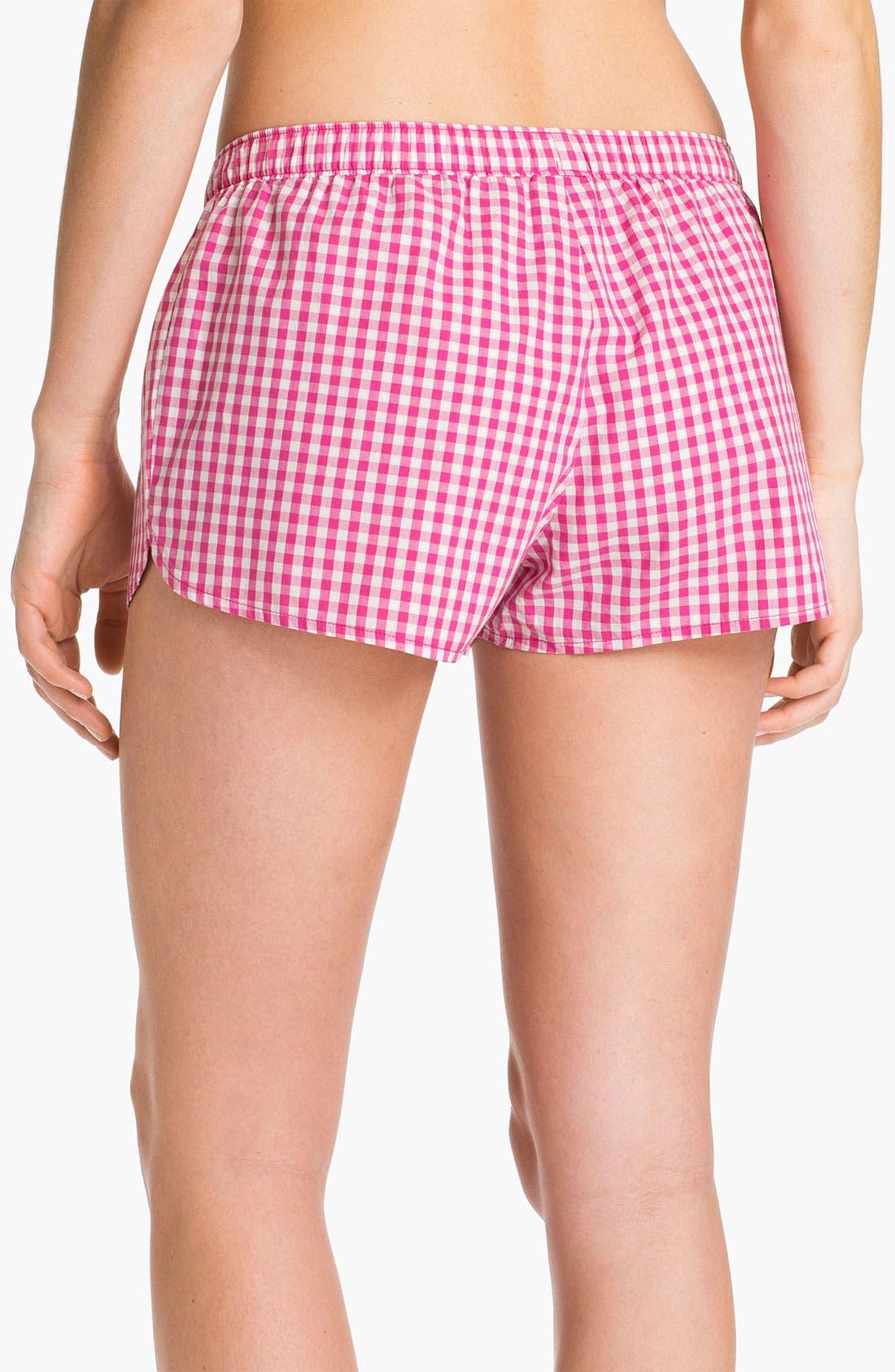 Alternate Image 2  - Make + Model 'Short but Sweet' Lounge Shorts