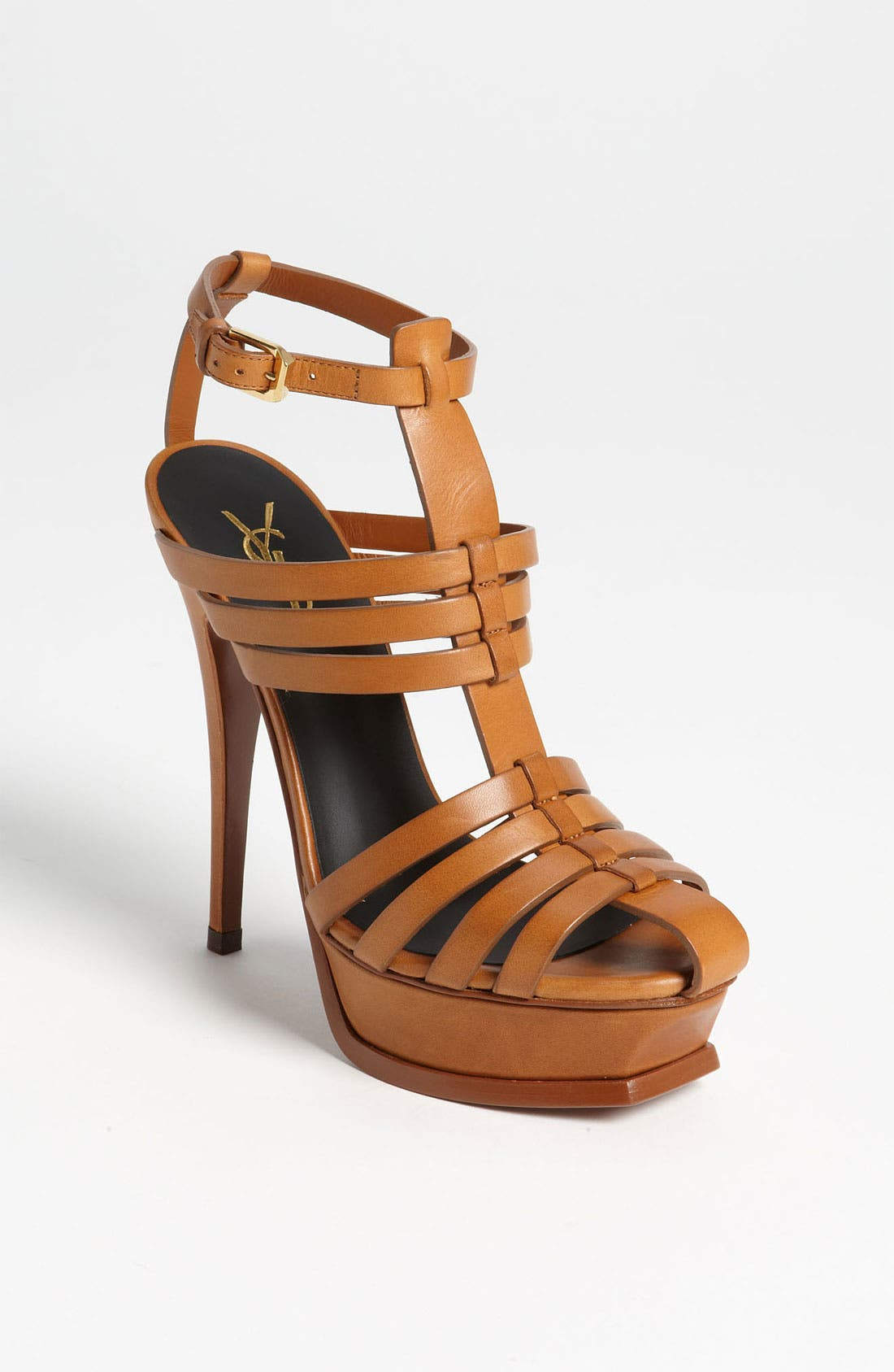 Alternate Image 1 Selected - Saint Laurent 'Tribute Gladiator' Sandal