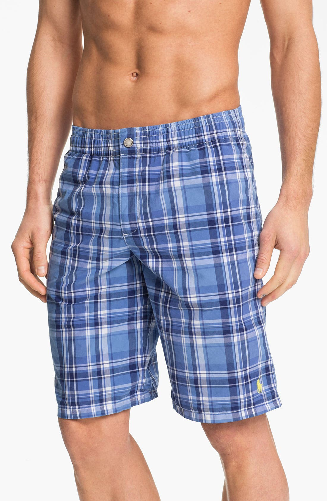 Alternate Image 1 Selected - Polo Ralph Lauren Volley Swim Shorts