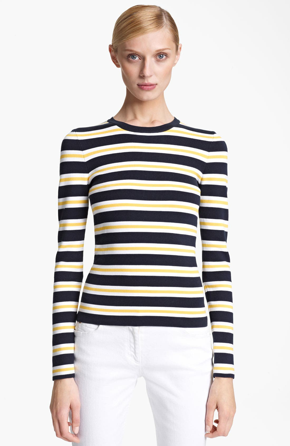 Alternate Image 1 Selected - Michael Kors Stripe Tee