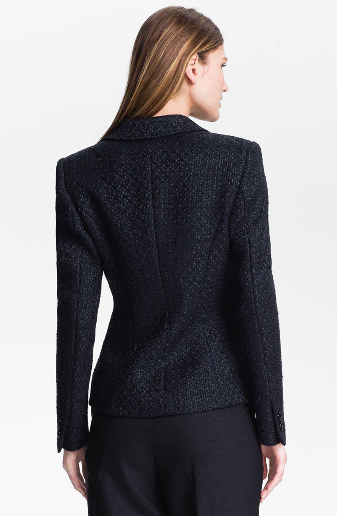 Alternate Image 2  - Santorelli 'Kristina 2' Tweed Jacket