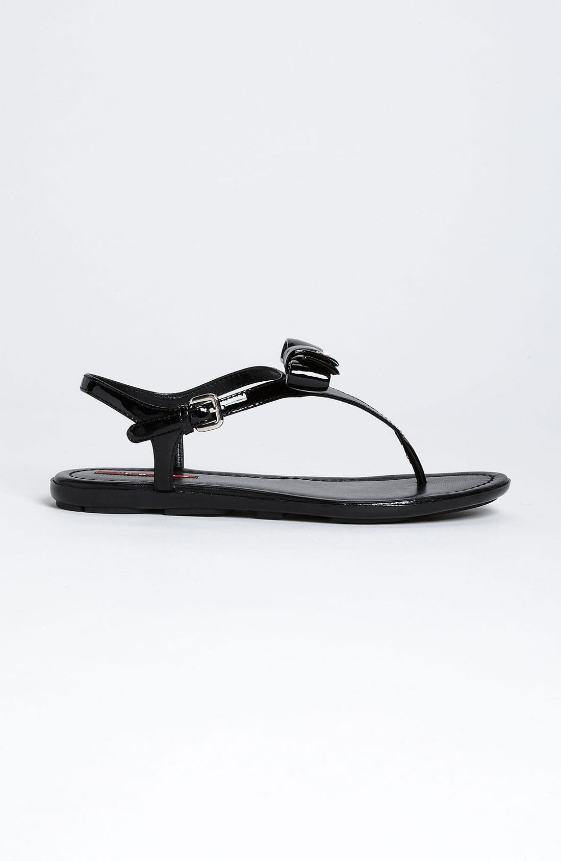 Alternate Image 4  - Prada Thong Sandal