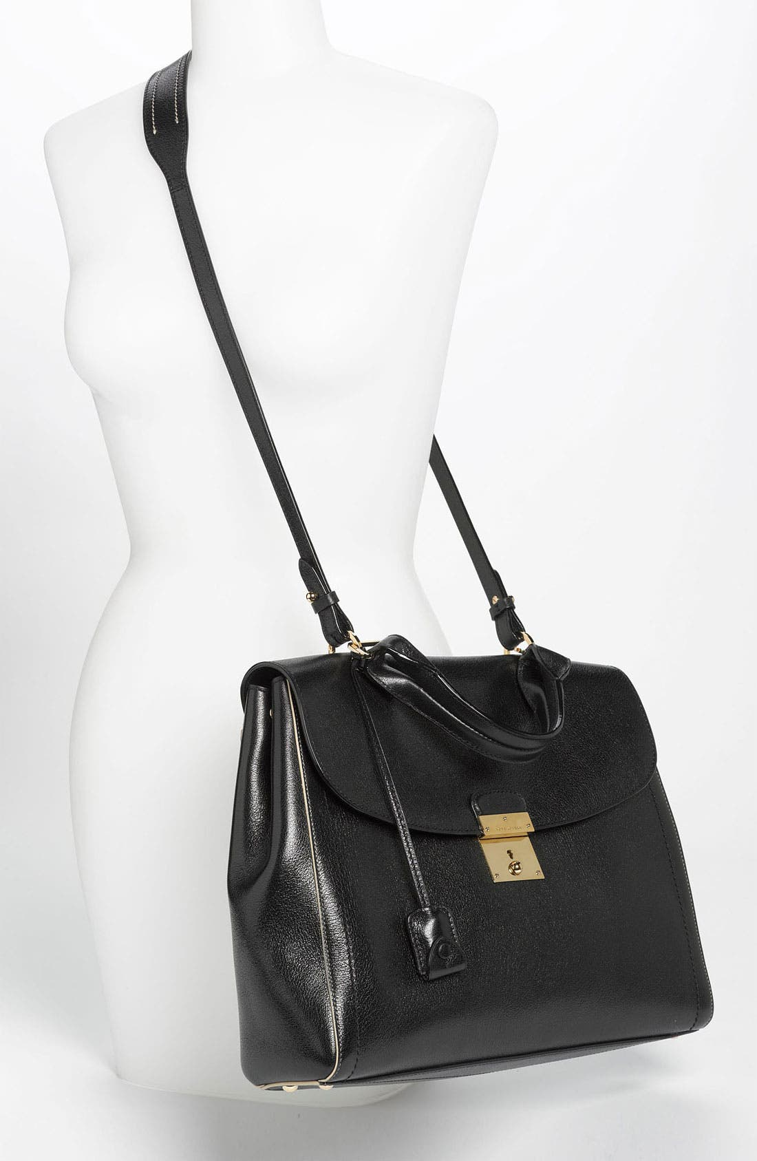 Alternate Image 2  - MARC JACOBS '1984' Leather Satchel