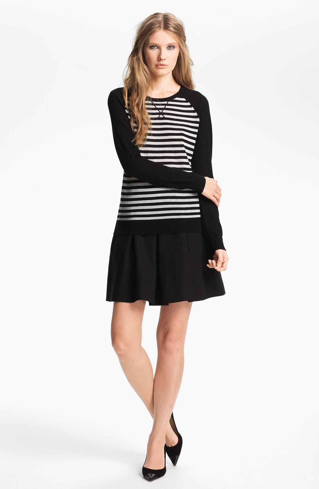 Alternate Image 3  - Miss Wu Pleated Skirt (Nordstrom Exclusive)
