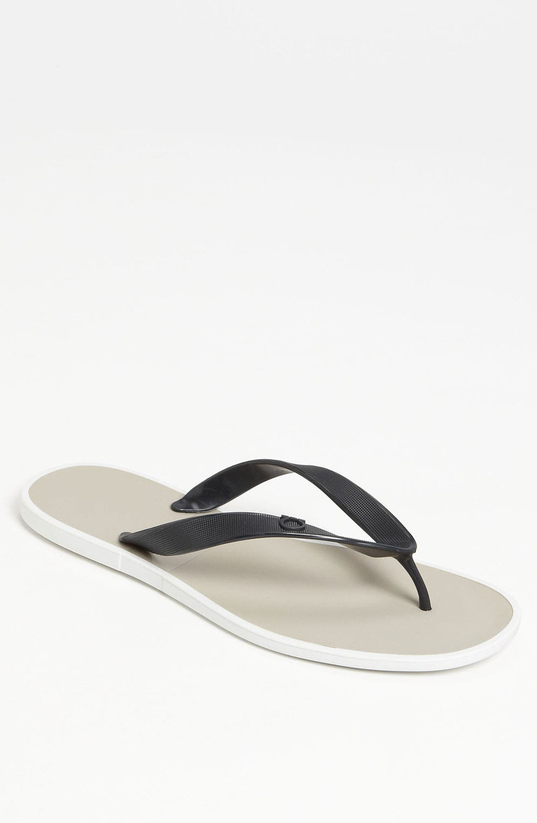 Alternate Image 1 Selected - Salvatore Ferragamo 'Gym' Flip Flop