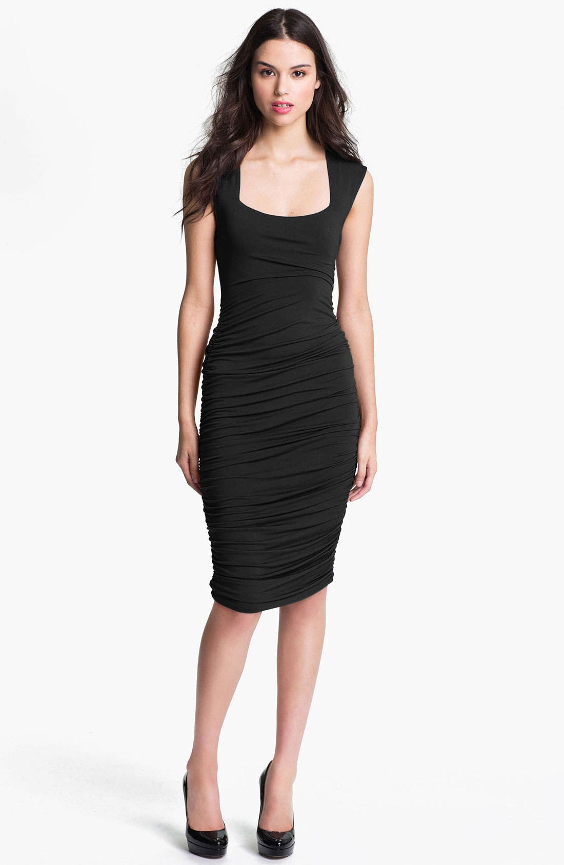 Alternate Image 1 Selected - Felicity & Coco Ruched Sheath Dress (Nordstrom Exclusive)