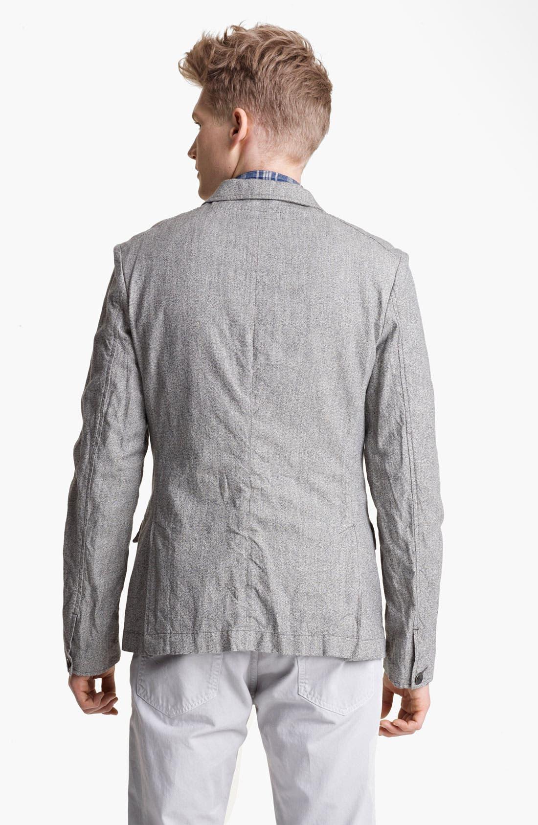 Alternate Image 2  - rag & bone 'Phillips' Cotton & Linen Sportcoat