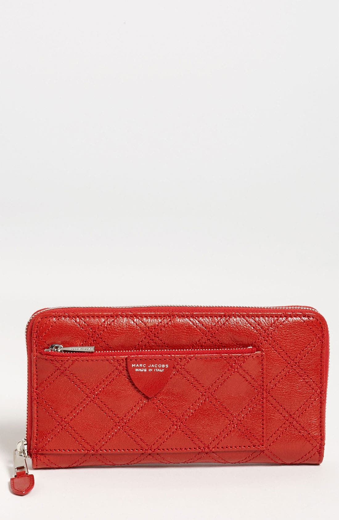 Main Image - MARC JACOBS 'Sister' Leather Wallet