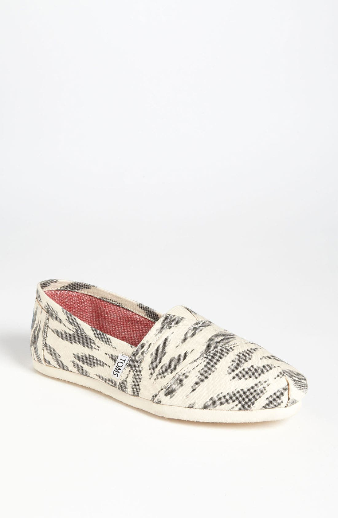 Alternate Image 1 Selected - TOMS 'Classic - Ikat' Slip-On (Women)