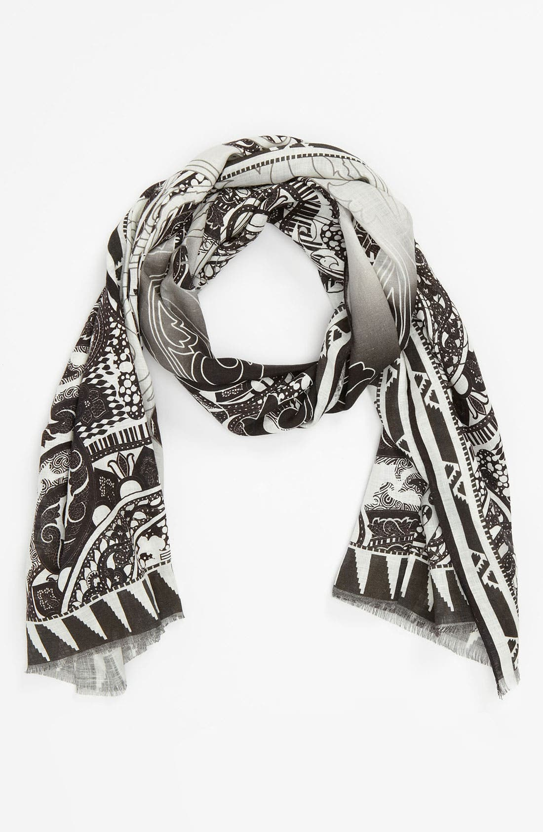 Alternate Image 1 Selected - Etro Linen Scarf
