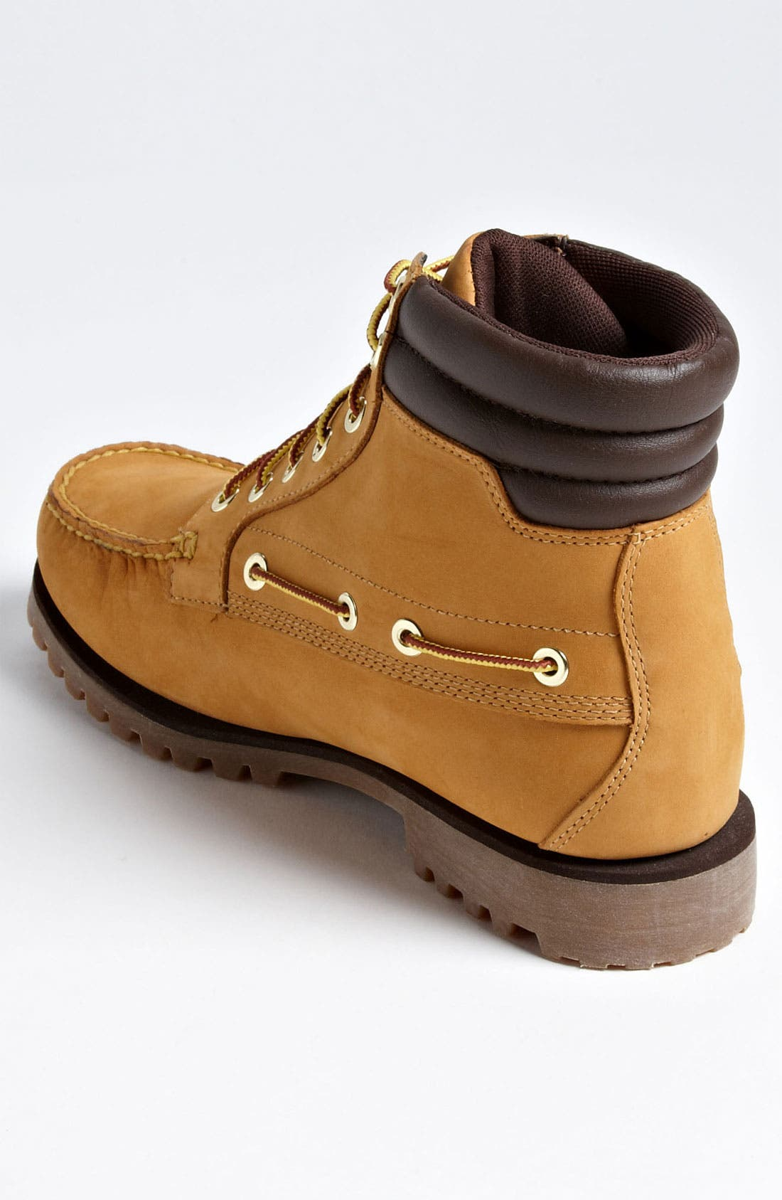 Alternate Image 2  - TIMBERLAND OAKWELL 7 EYE MOC TOE BOOT
