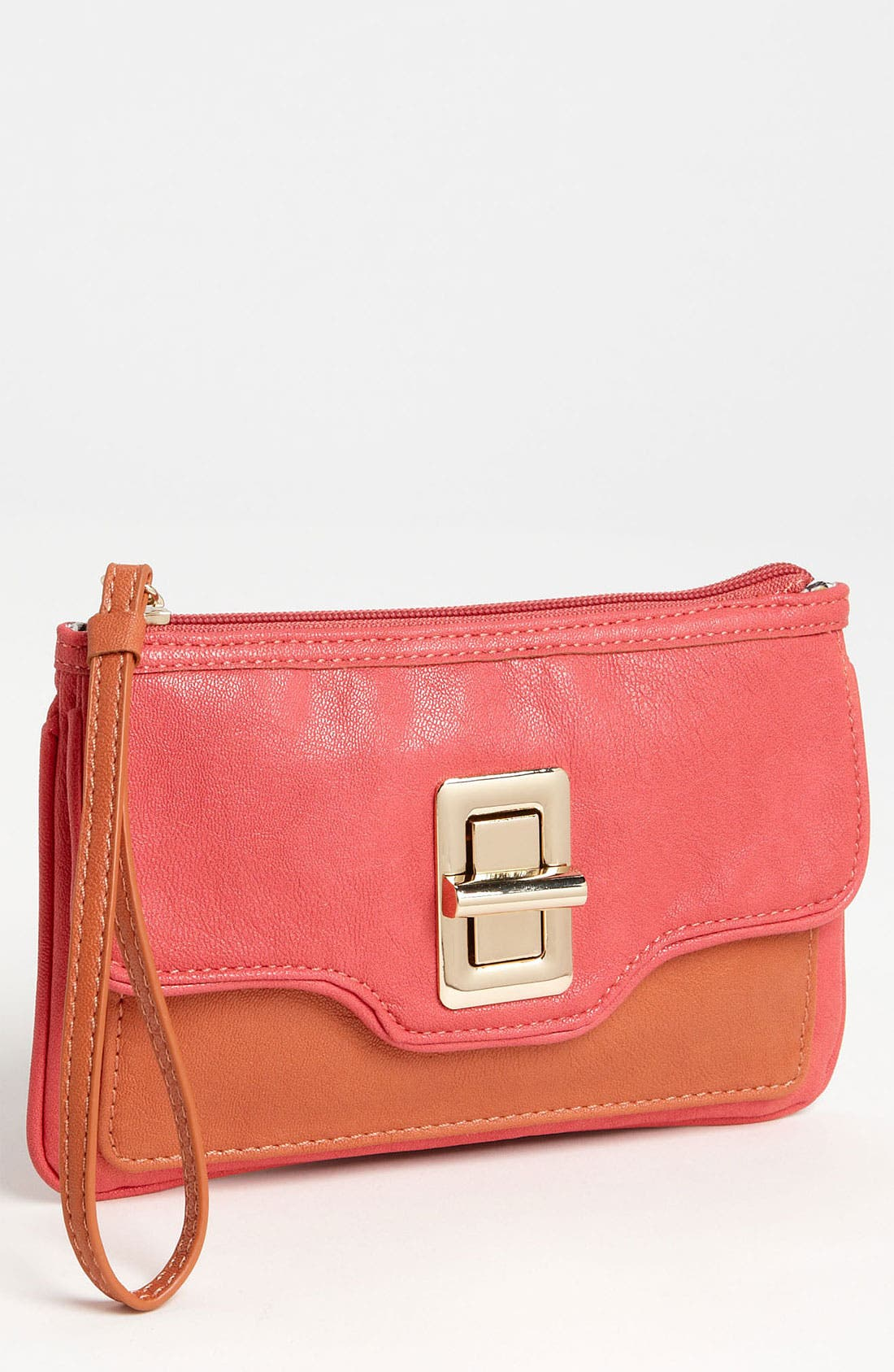 Alternate Image 1 Selected - Danielle Nicole 'Carmen' Colorblock Wristlet
