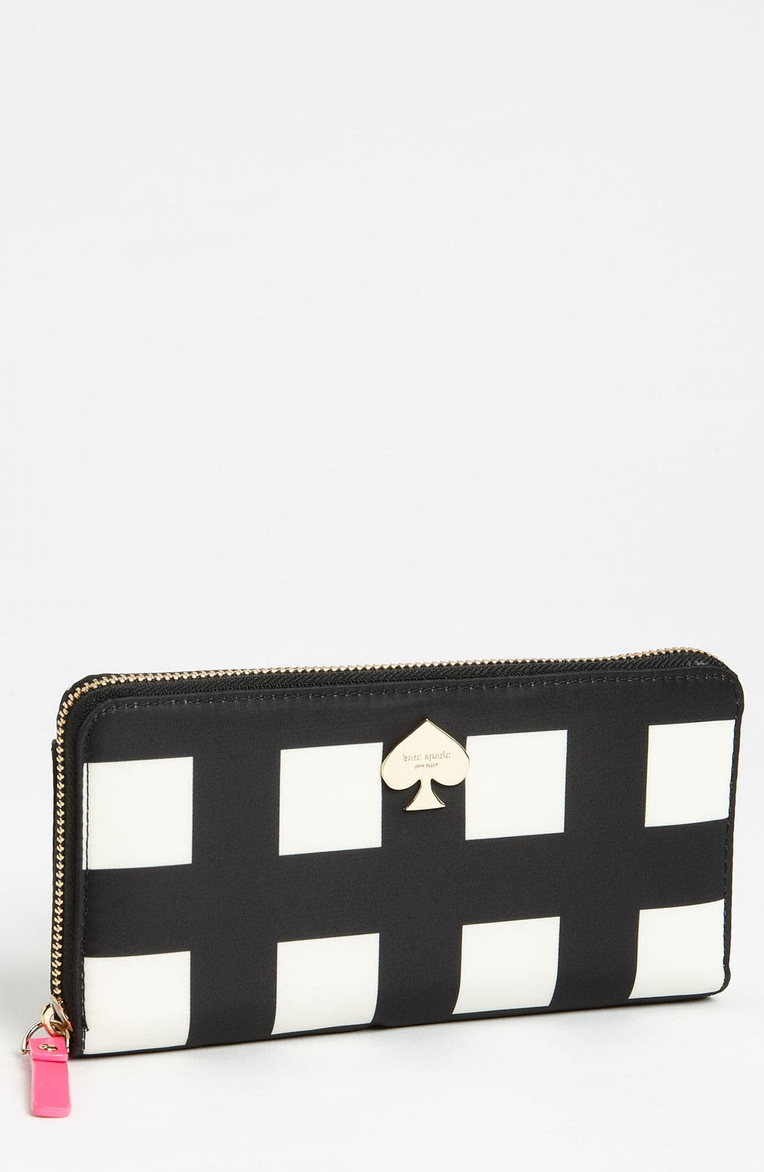 Alternate Image 1 Selected - kate spade new york 'berry street - lacey' zip around wallet