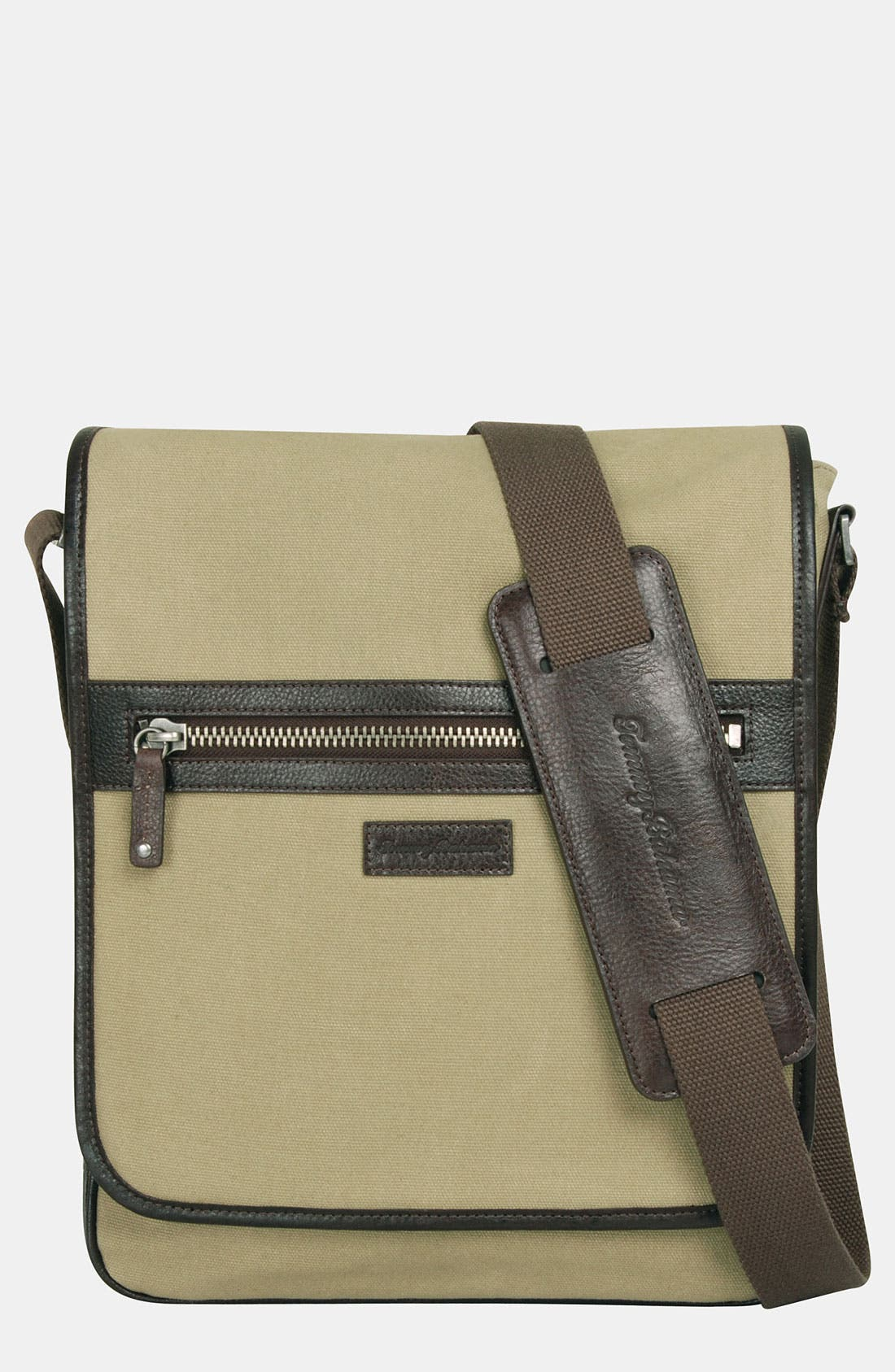 Main Image - Tommy Bahama 'Sand and Surf' Messenger Bag