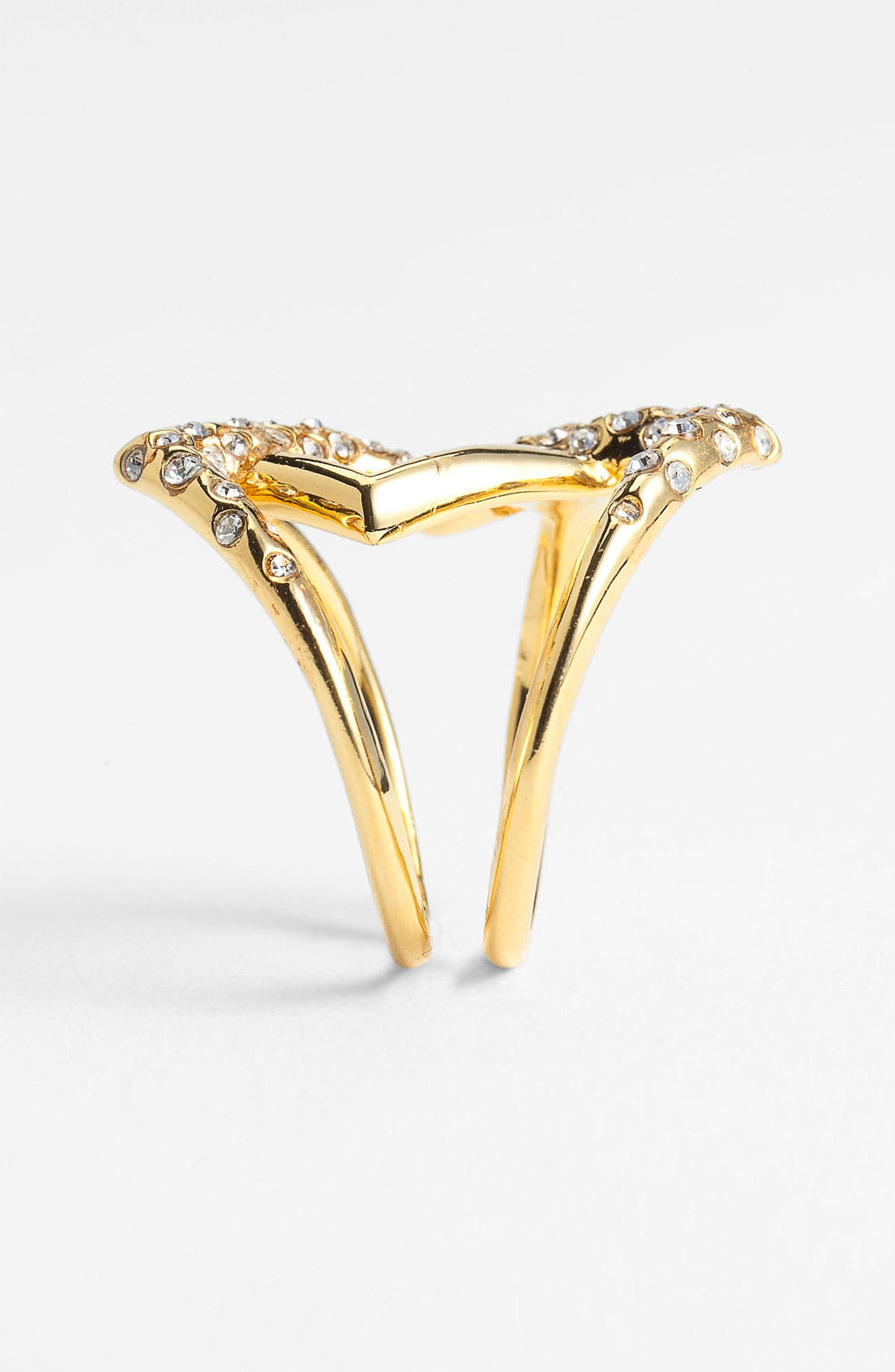 Alternate Image 2  - Alexis Bittar 'Miss Havisham - New Wave' Overlap Ring