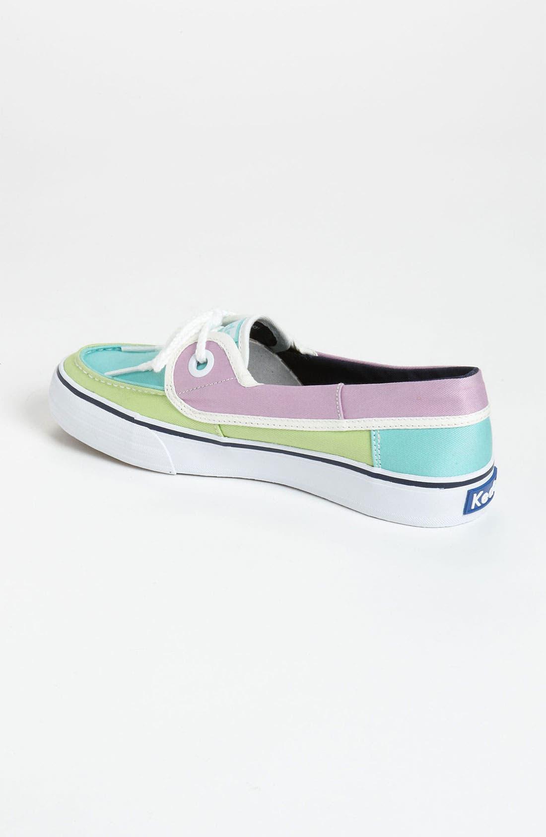 Alternate Image 2  - Keds® 'Starbird - Colorblock' Sneaker (Women)