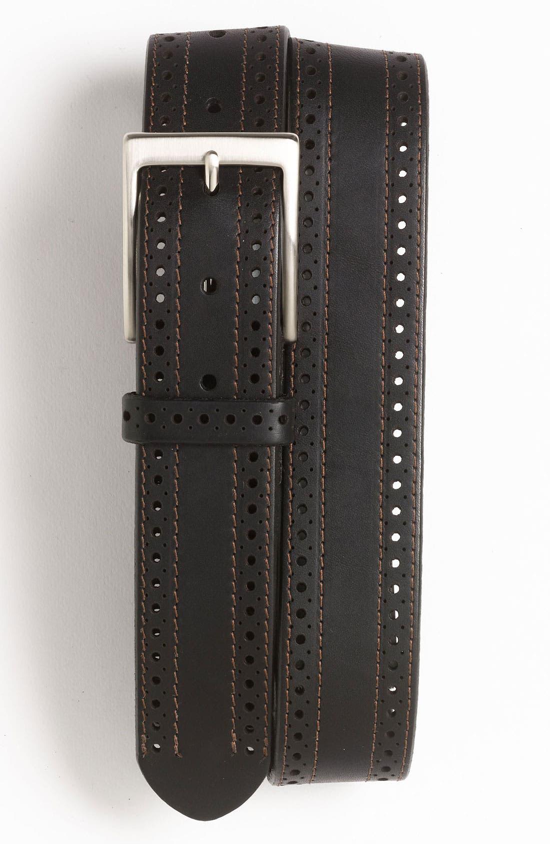 Main Image - Allen Edmonds 'Lamar' Belt