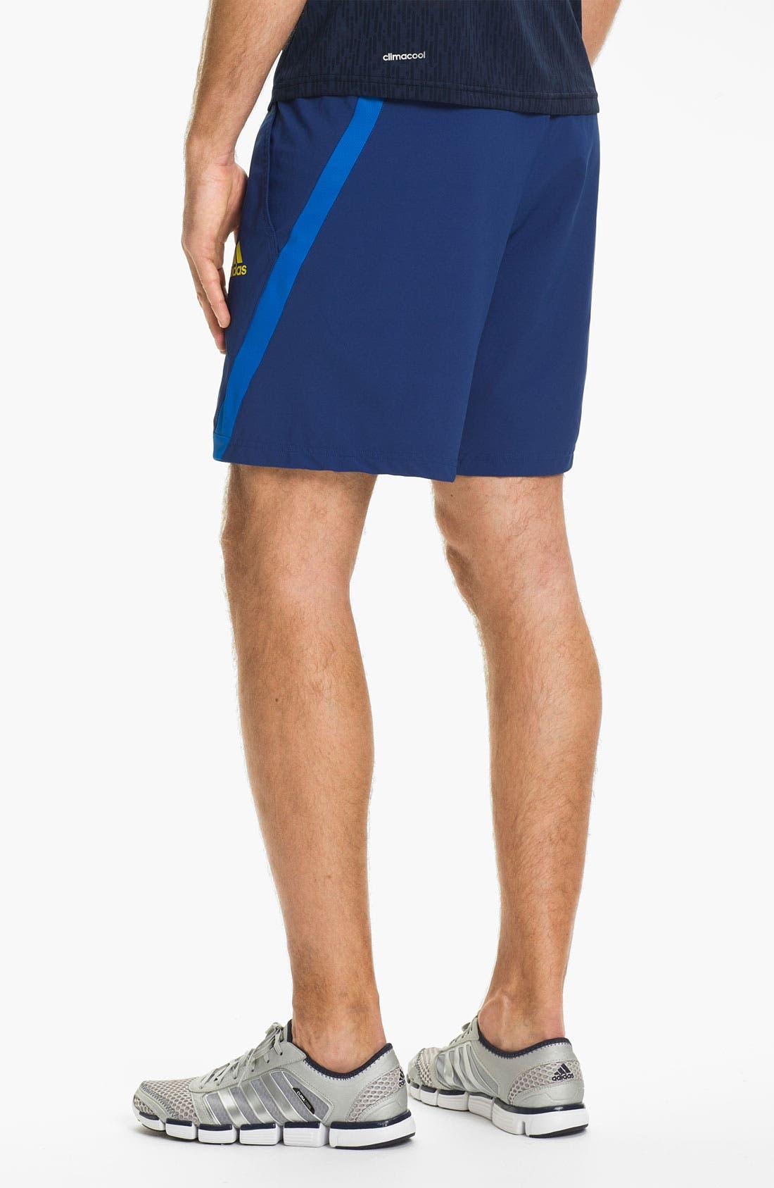 Alternate Image 4  - adidas 'Barricade' Shorts