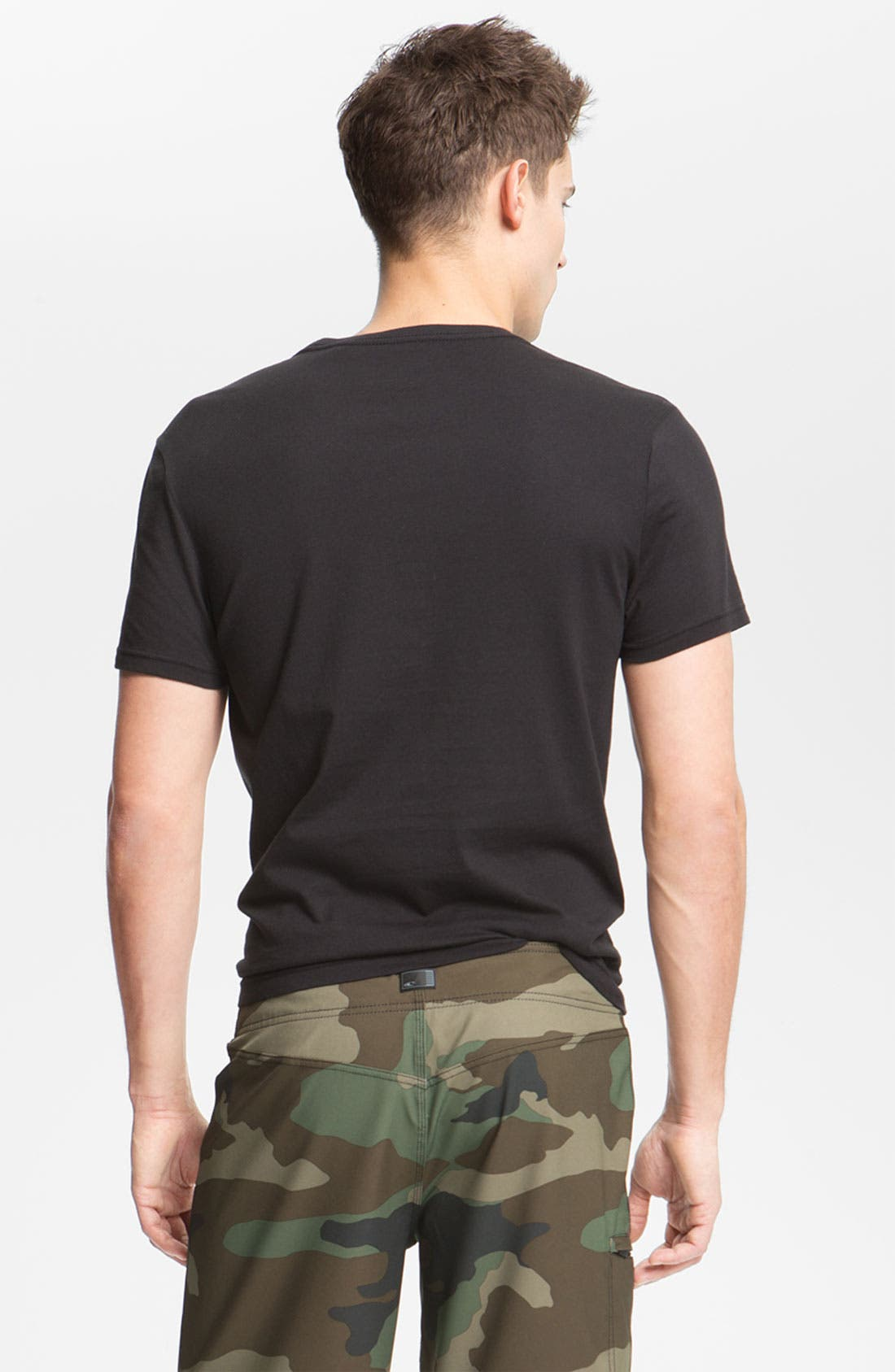 Alternate Image 2  - Original Penguin 'Lining Them Up' Graphic T-Shirt