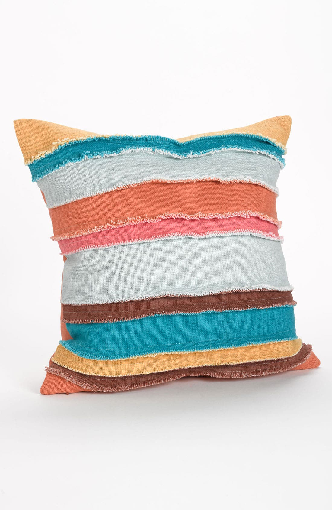 Main Image - Nordstrom at Home Patchwork Stripe Pillow Cover