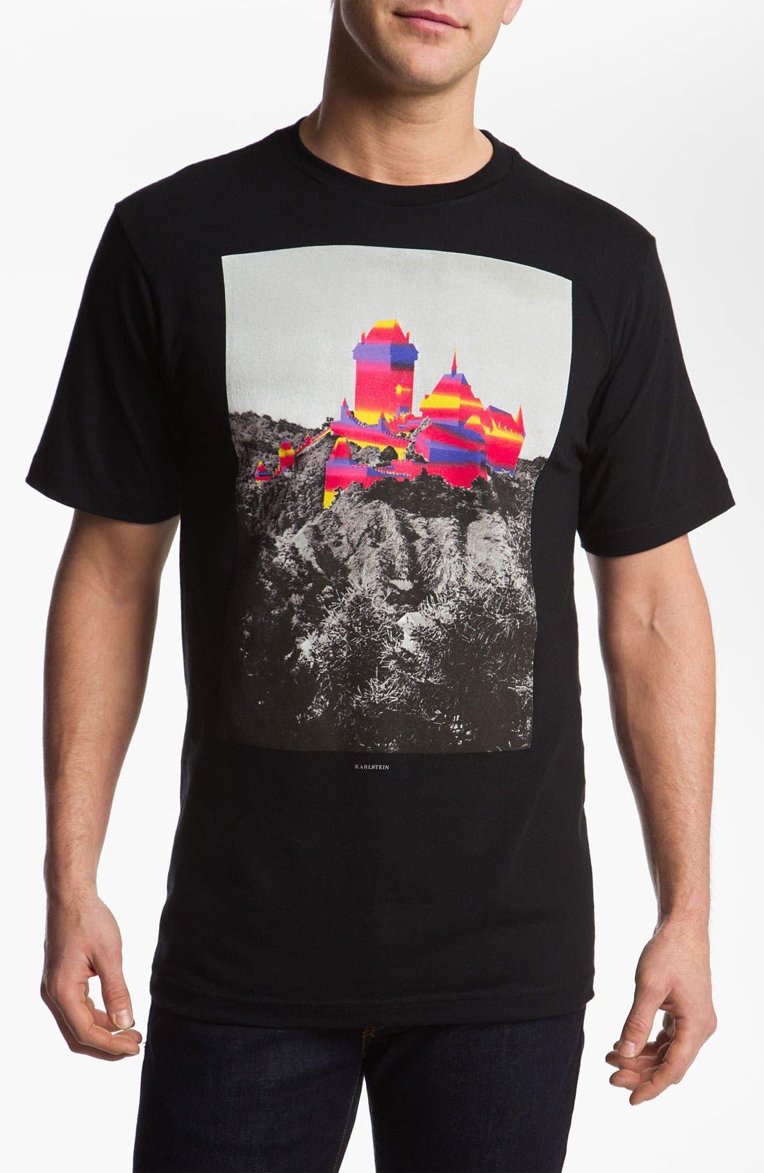 Alternate Image 1 Selected - Volcom 'Jonah Freeman/Justin Lowe' Graphic T-Shirt