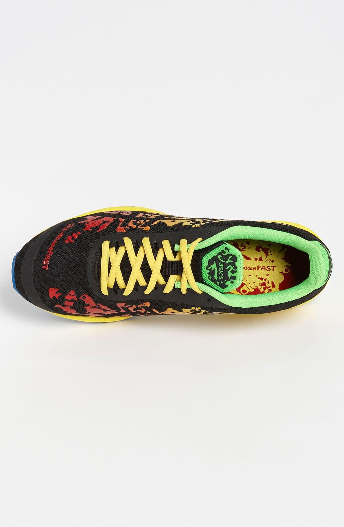 Alternate Image 3  - ASICS® 'GEL-NoosaFast' Running Shoe (Men)