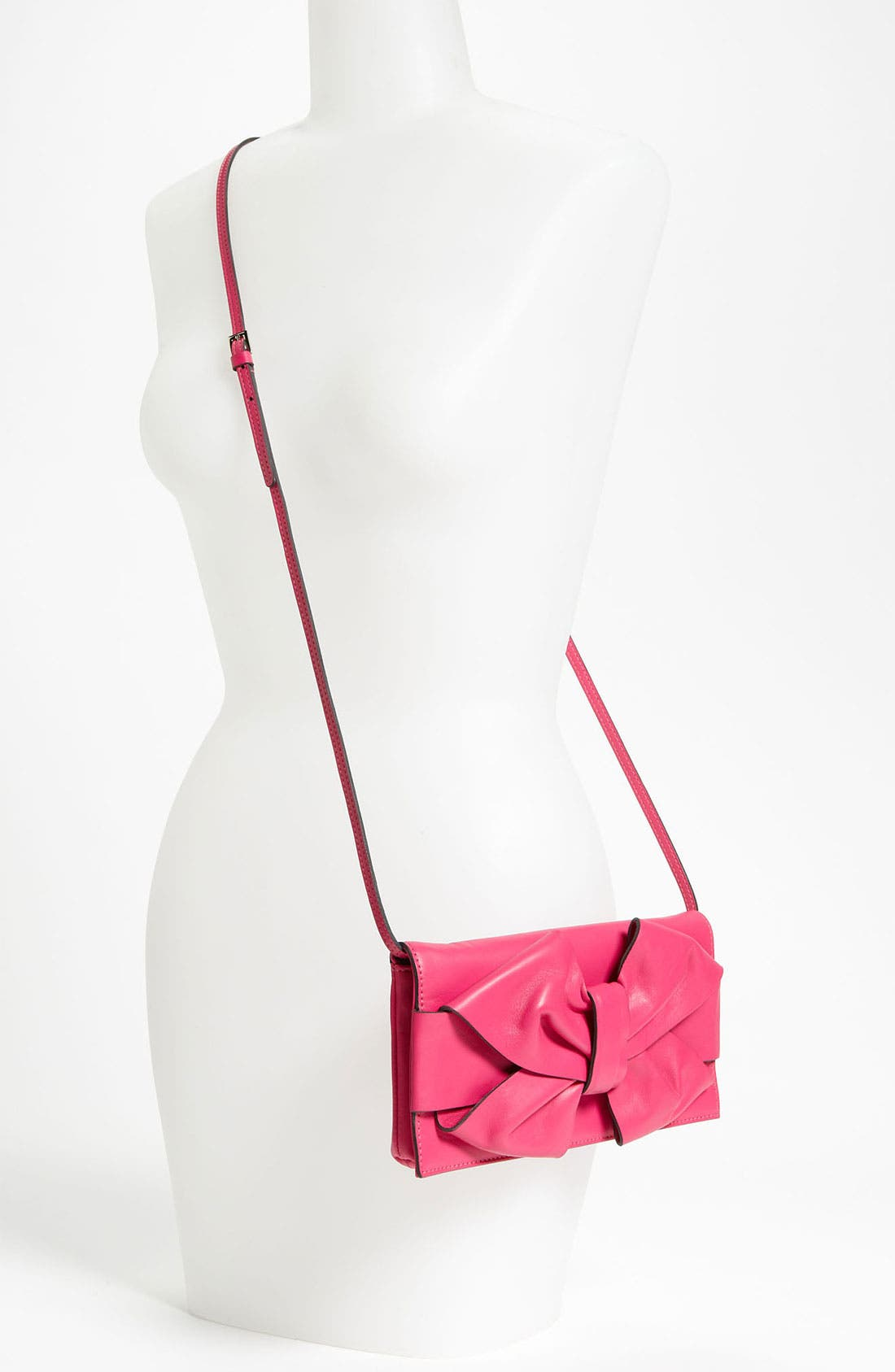 Alternate Image 2  - Valentino 'Bow' Leather Clutch
