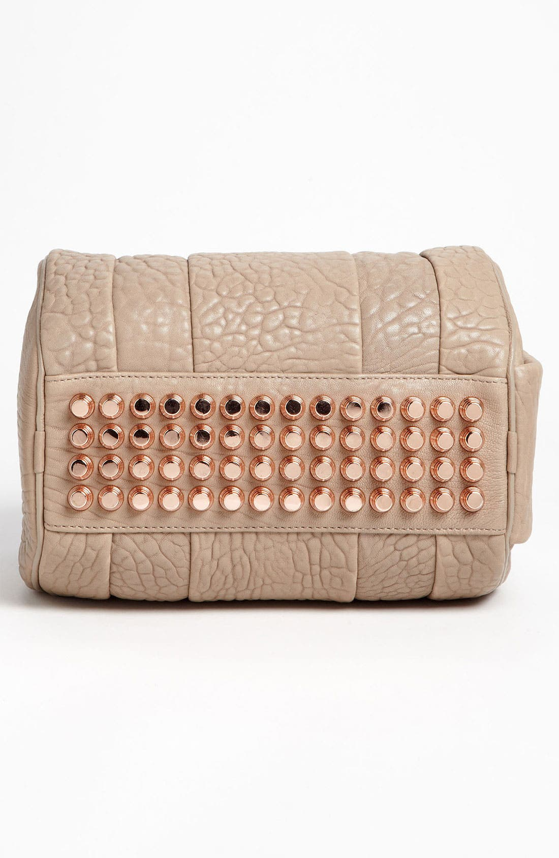Alternate Image 4  - Alexander Wang 'Rockie - Rosegold' Leather Shoulder Satchel