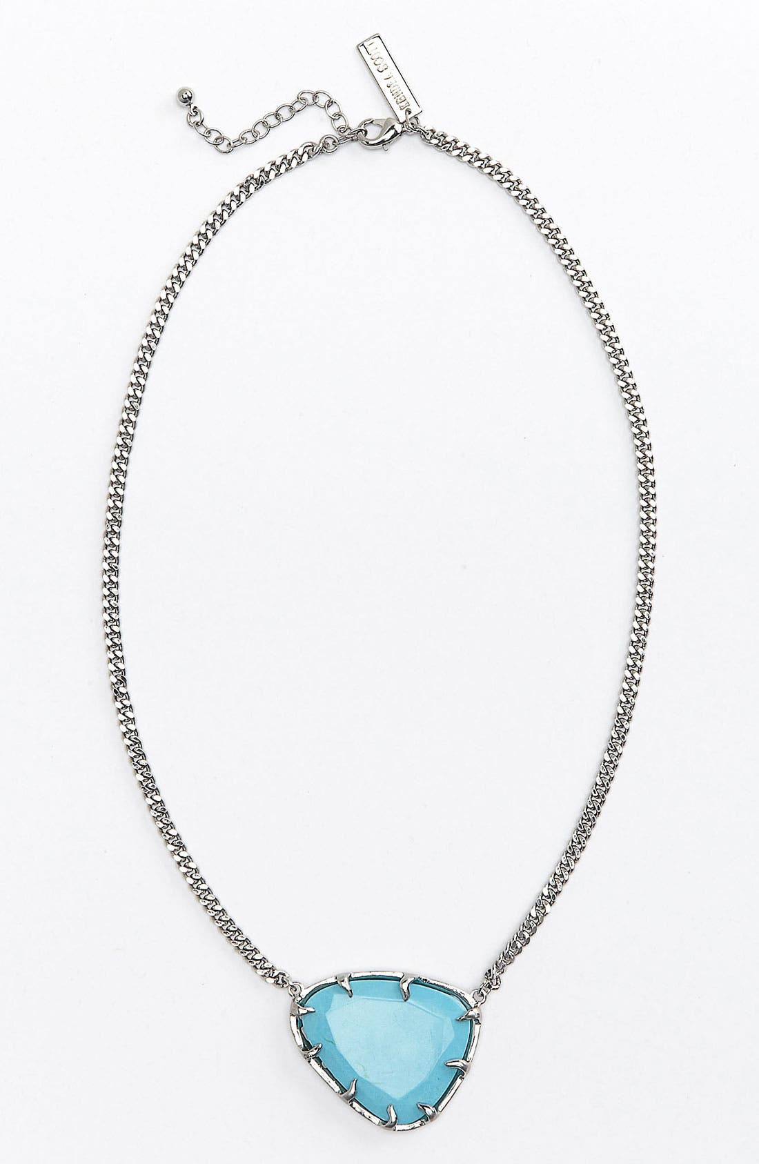 Alternate Image 1 Selected - Kendra Scott 'Merritt' Reversible Pendant Necklace