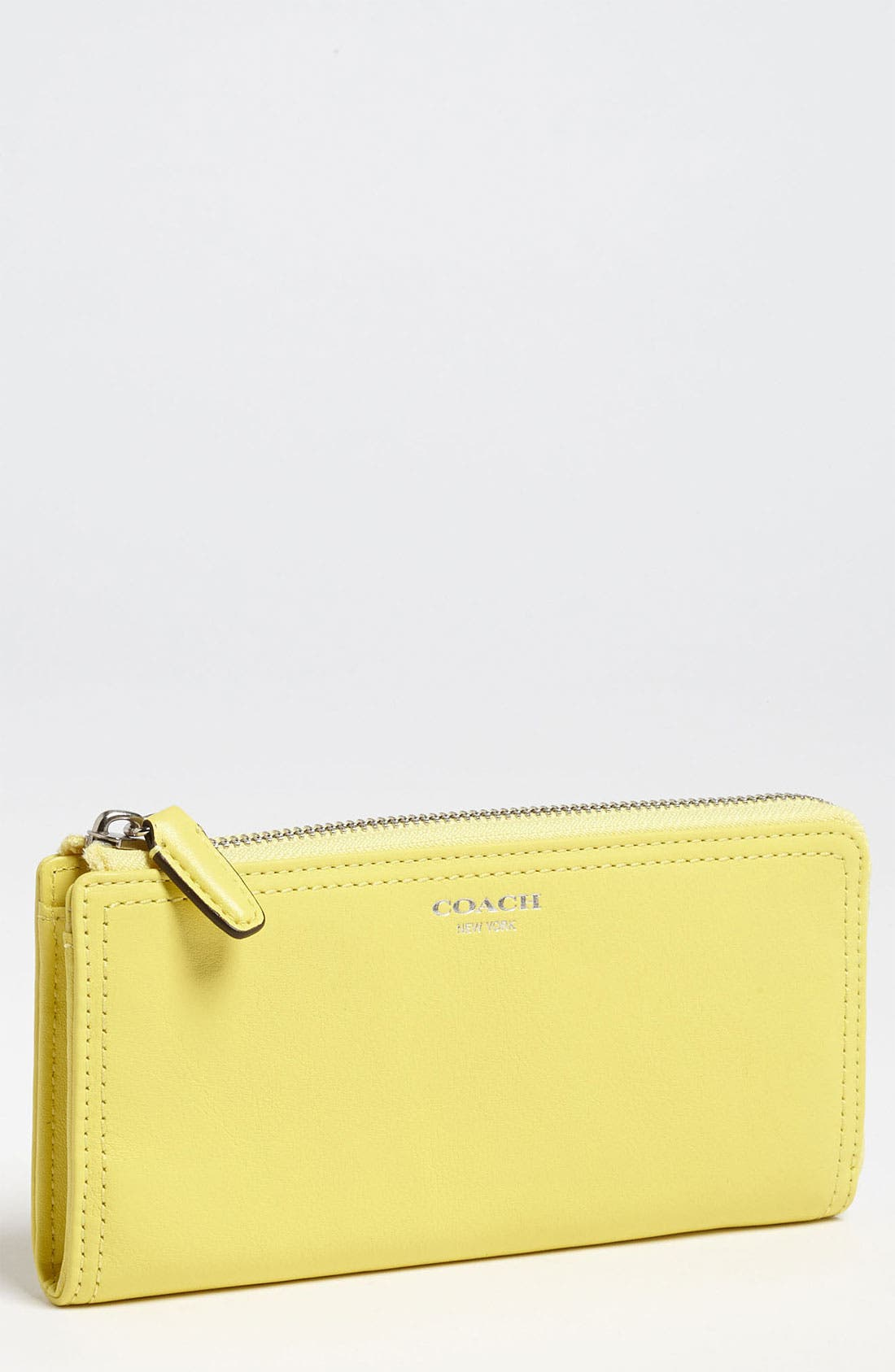 Alternate Image 1 Selected - COACH 'Legacy' Leather Wallet