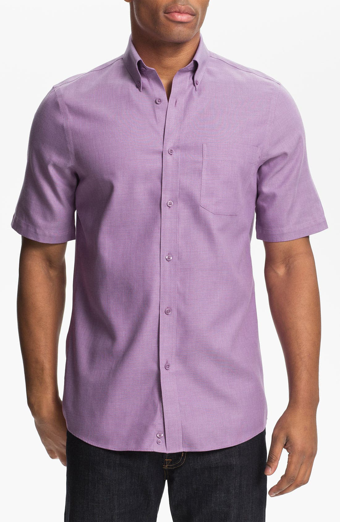 Alternate Image 1 Selected - Nordstrom Smartcare™ Sport Shirt