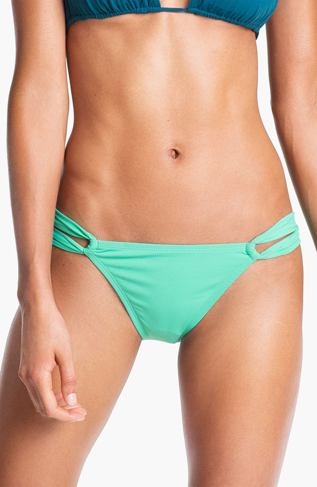 Alternate Image 1 Selected - L Space 'Taboo' Bikini Bottoms