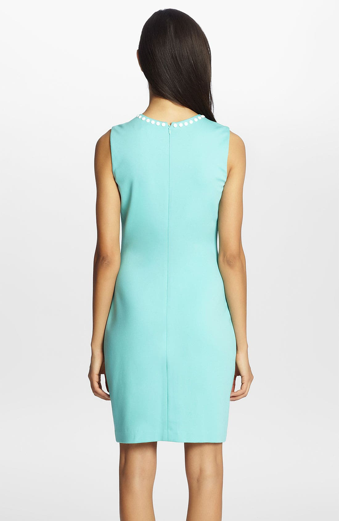 Alternate Image 2  - Cynthia Steffe 'Natalie' Embellished Sheath Dress