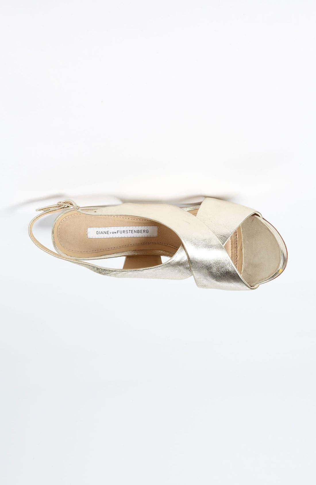 Alternate Image 3  - Diane von Furstenberg 'Vada' Sandal (Online Only)