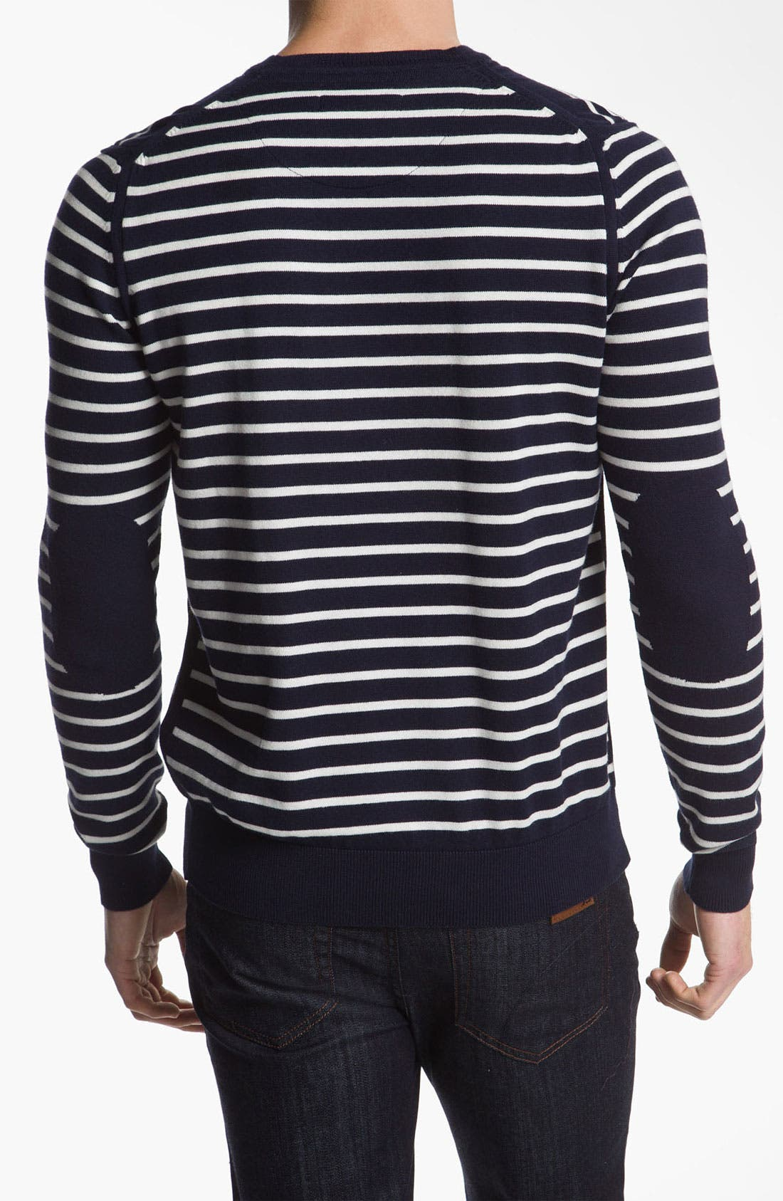 Alternate Image 2  - Ben Sherman Crewneck Sweater