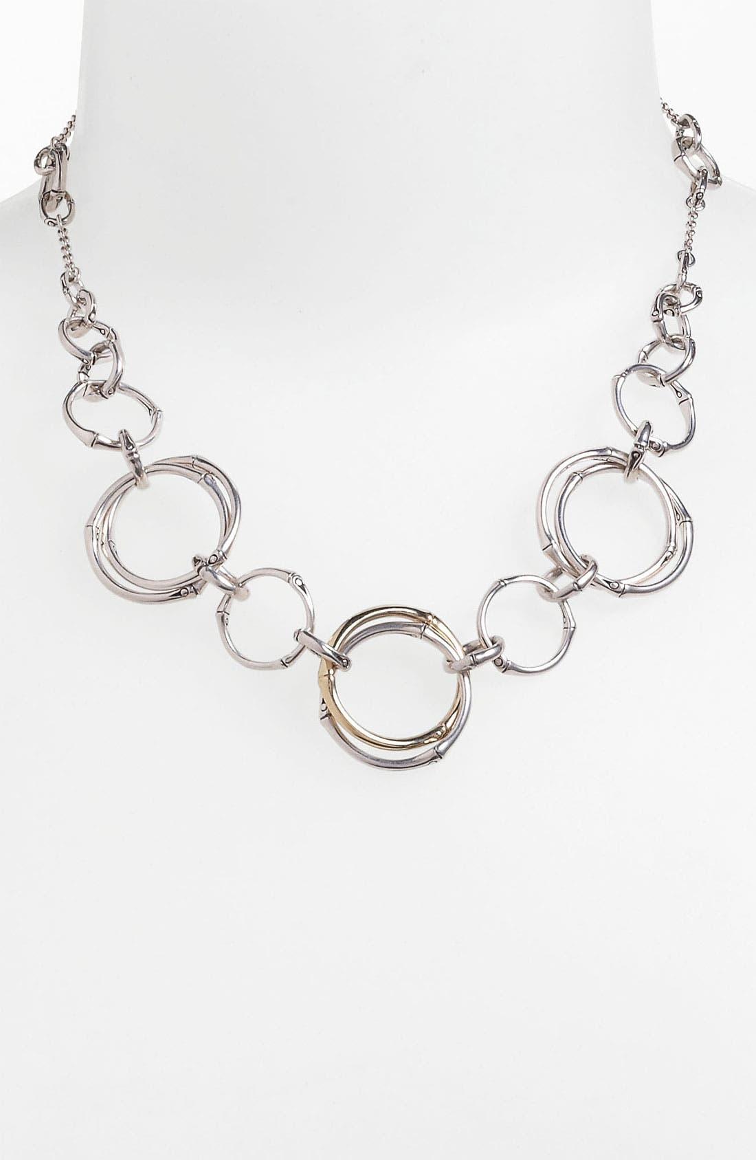 Main Image - John Hardy 'Bamboo' Frontal Necklace