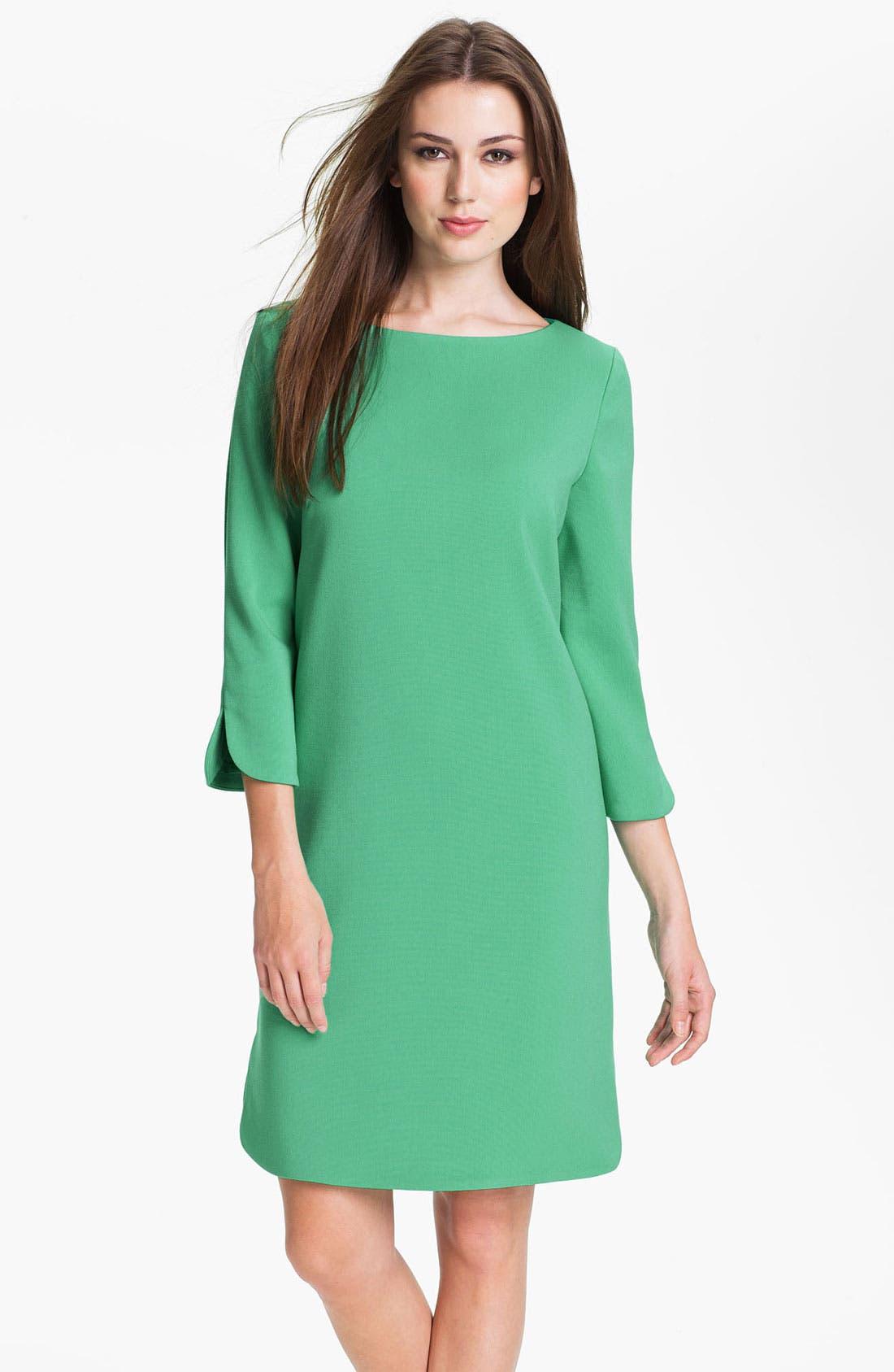 Main Image - Eliza J Shift Dress (Plus)