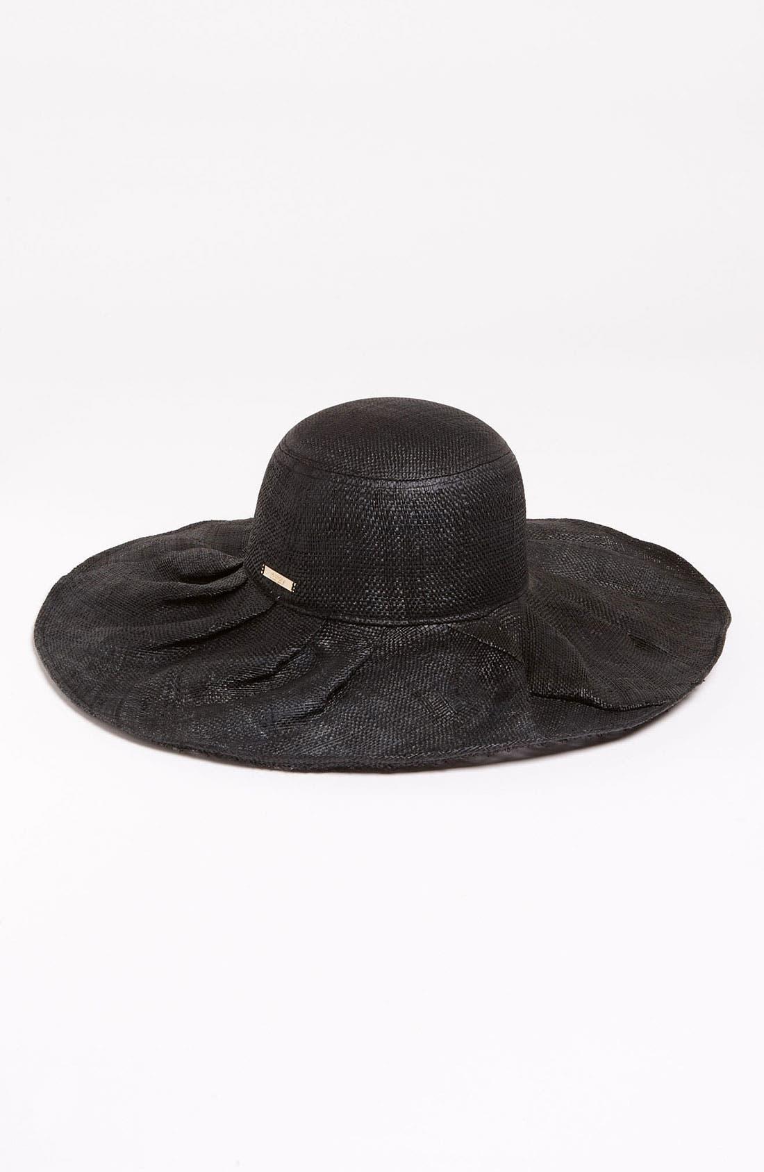Main Image - Laundry by Shelli Segal 'Jovanna' Straw Sun Hat