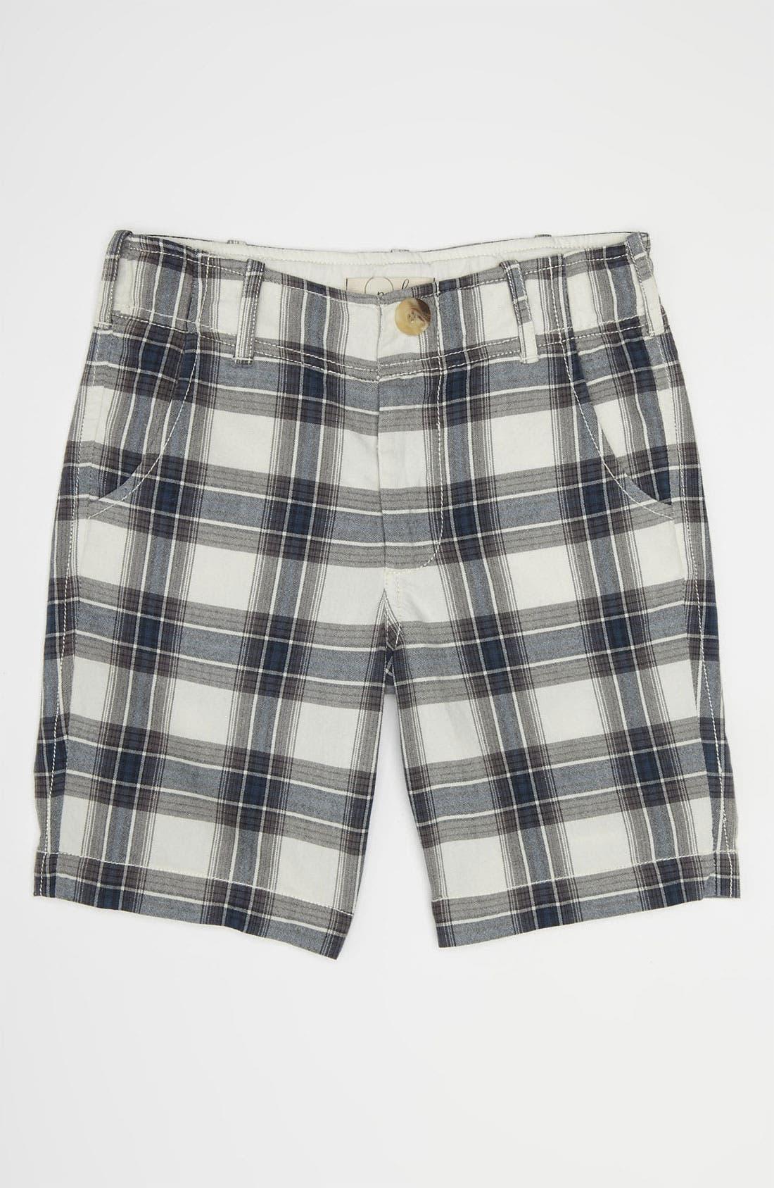 Alternate Image 1 Selected - Peek 'Montauk Hampton' Shorts (Toddler, Little Boys & Big Boys)