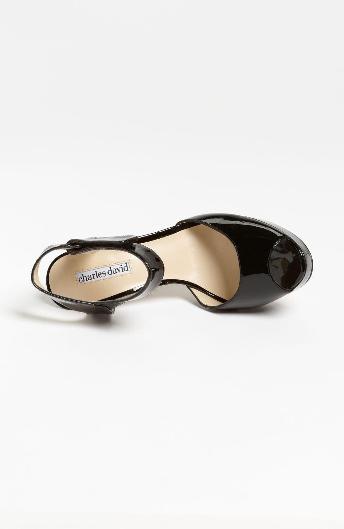 Alternate Image 3  - Charles David 'Pallina' Sandal